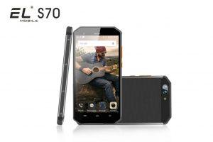 EL S70 cel mai subtire smartphone rugged din lume