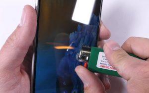 Nokia 8 test de durabilitate