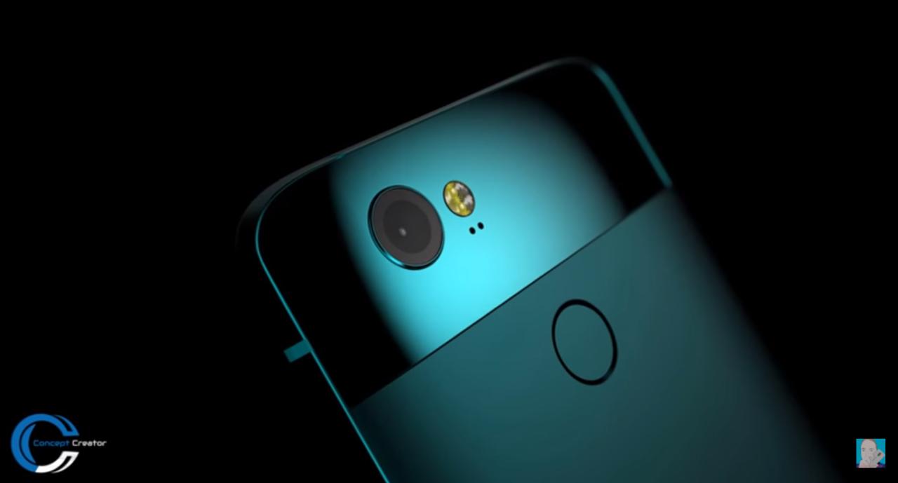 Concept Google Pixel 3 si Google Pixel 3 XL
