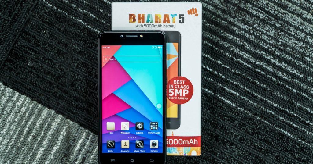 Micromax Bharat 5 (3)