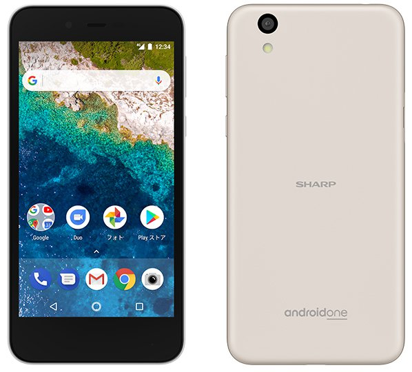 Sharp S3 Android One (3)