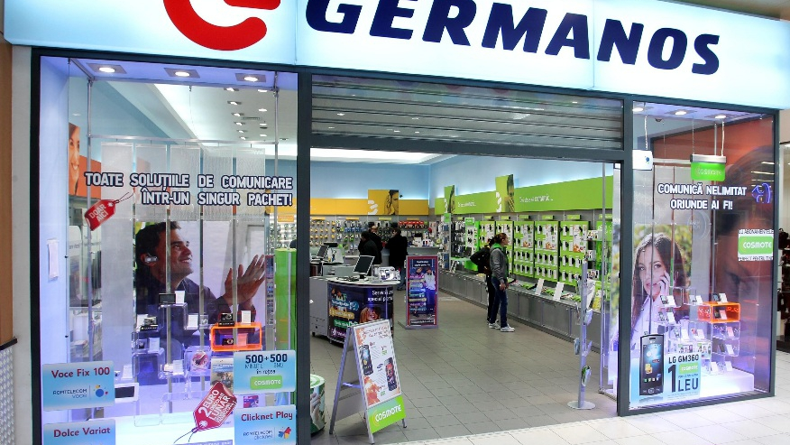 Magazinele Germanos