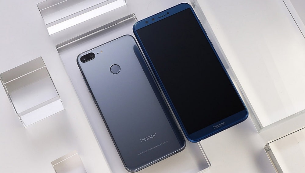 Honor 9 Lite design