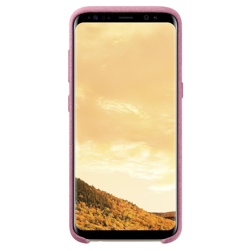 Husa originala Samsung Galaxy S8 Alcantara (2)