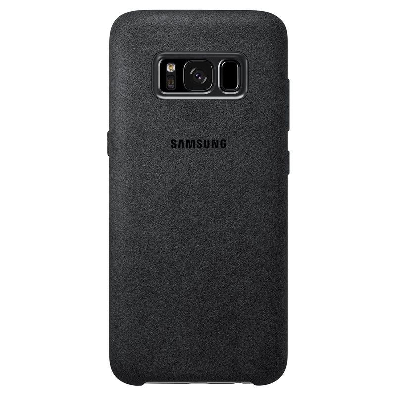 Husa originala Samsung Galaxy S8 Alcantara