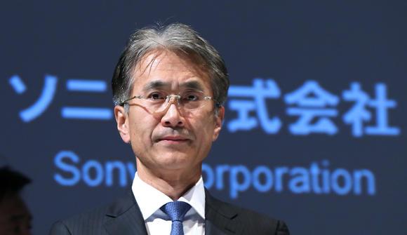 Kenichiro Yoshida, Sony Group