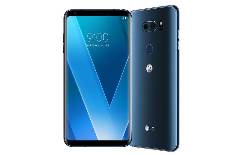 LG V30s - Mobile World Congress 2018