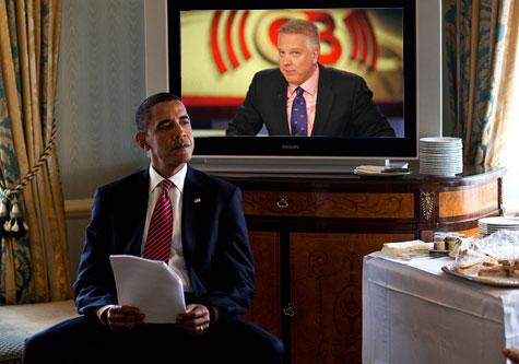 Barack Obama, Netflix