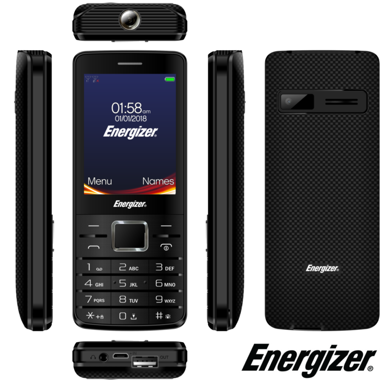 Energizer Power Max P20