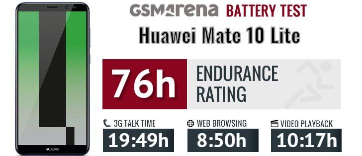 Huawei Mate 10 Lite baterie