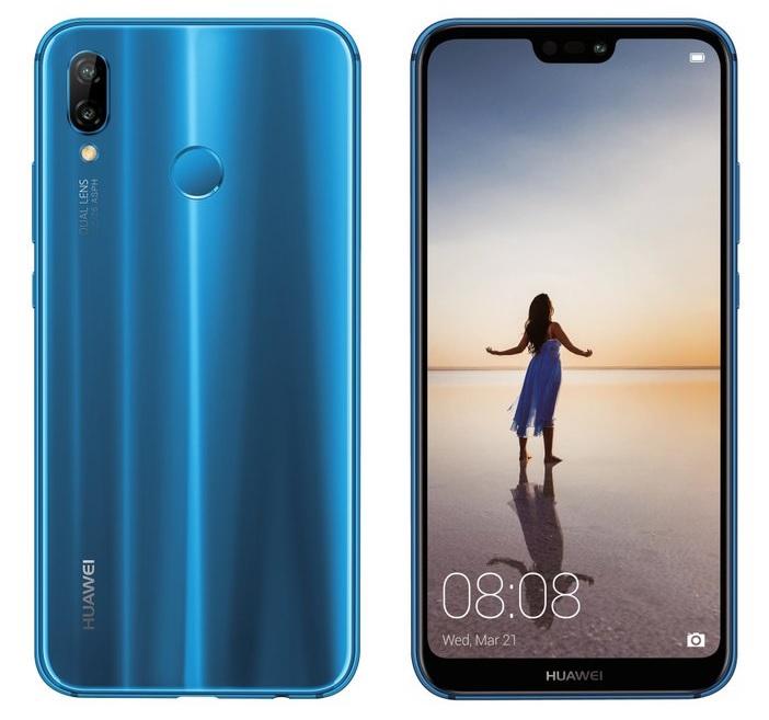Huawei P20, P20 Pro si P20 Lite (model P20 Lite)