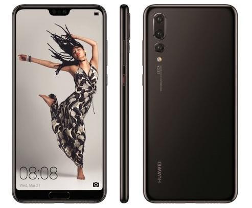 Huawei P20, P20 Pro si P20 Lite (model P20 Pro)