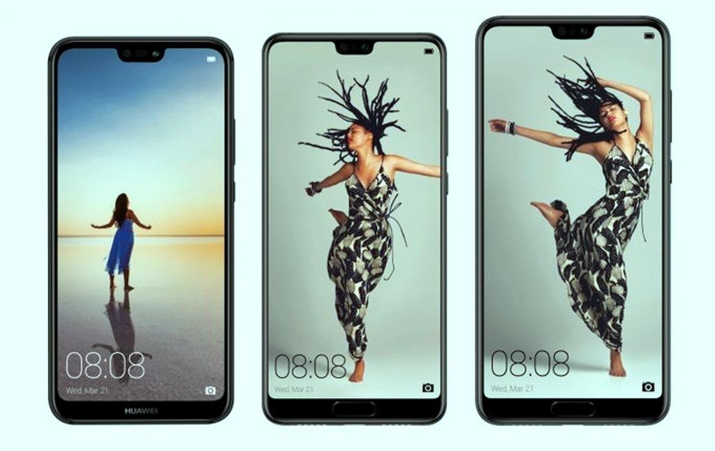 Huawei P20, P20 Pro si P20 Lite
