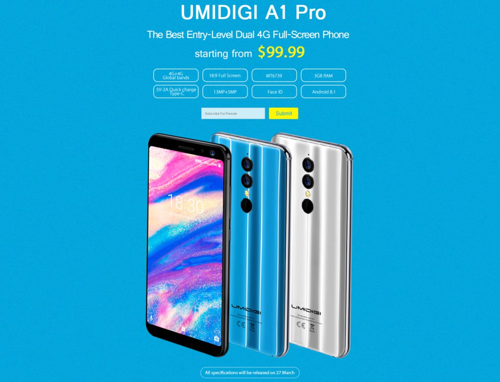 UMIDIGI A1 Pro (2)