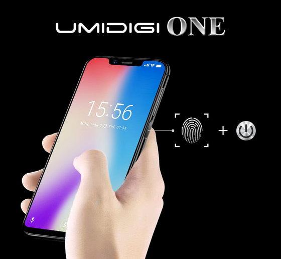 Umidigi One (1)