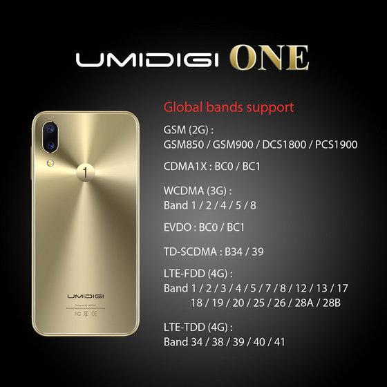 Umidigi One (3)