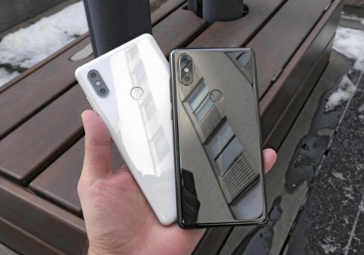 Xiaomi Mi MIX 2s recenzie
