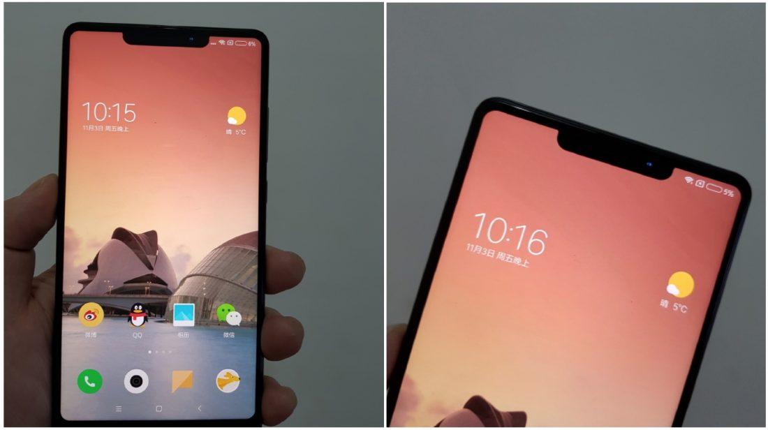 Xiaomi Mi Mix 2S imagini