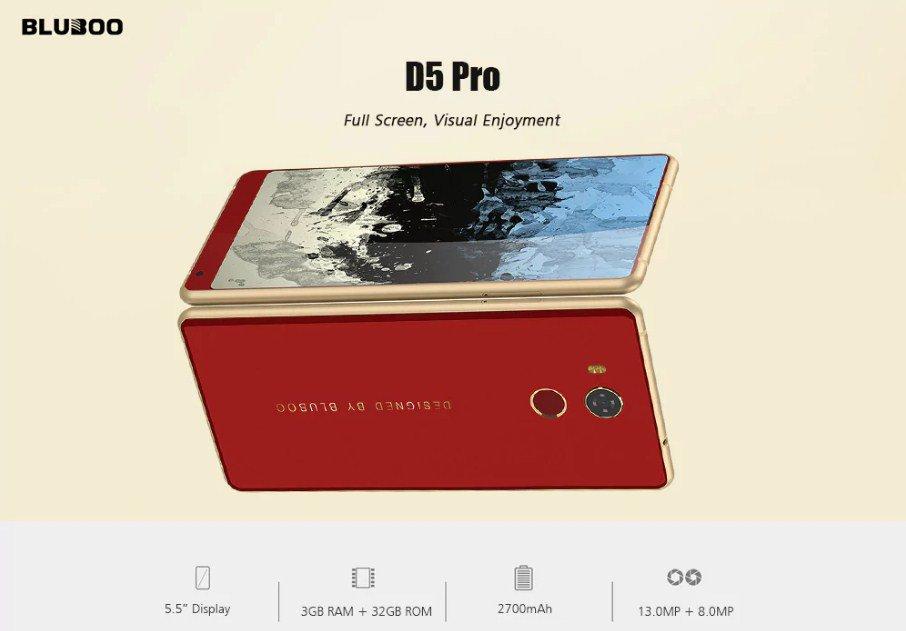 BLUBOO D5 Pro (2)