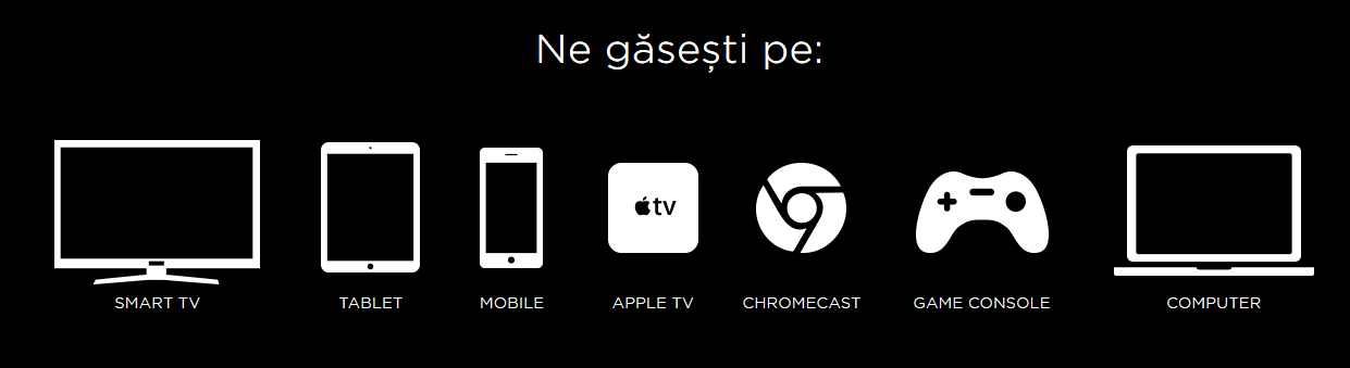 Dispozitive HBO Go Romania(1)