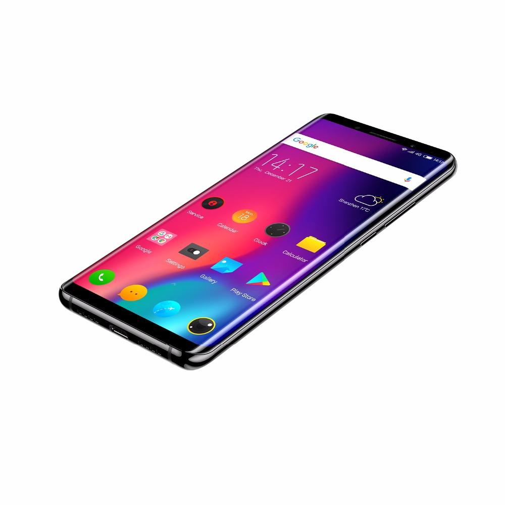 Elephone U Vs Elephone U PRO design