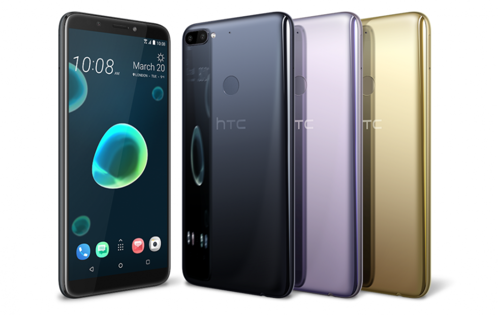 HTC Desire 12 (review) 3