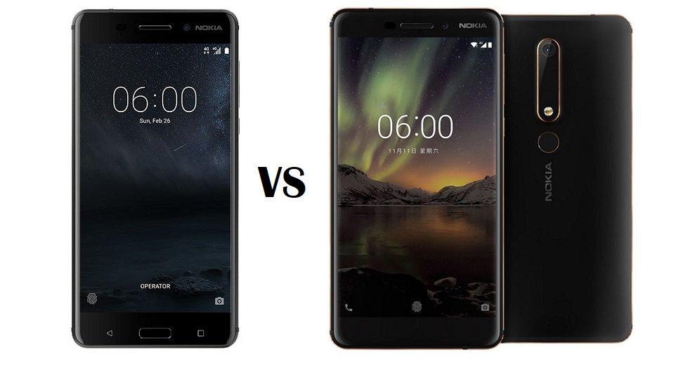 Nokia 6 vs Nokia 6 2018 (2)