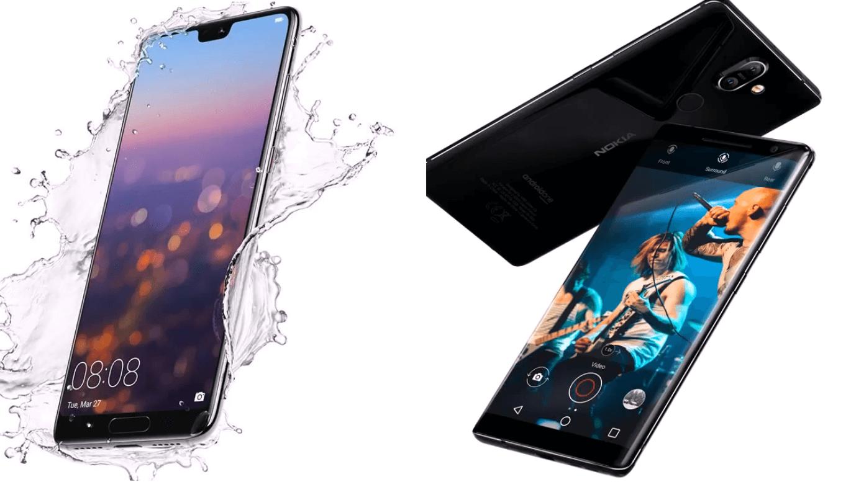 Nokia 8 Sirocco vs Huawei P20 Pro (4)(1)