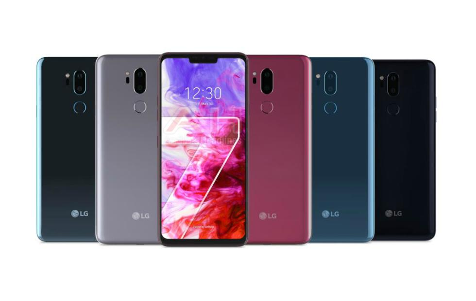 Specificatii tehnice LG G7 ThinQ