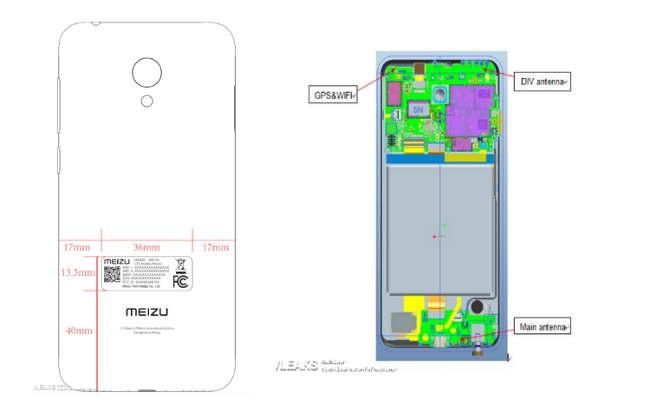 Meizu mBlue A6