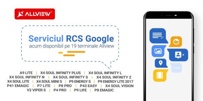 RCS Google Allview