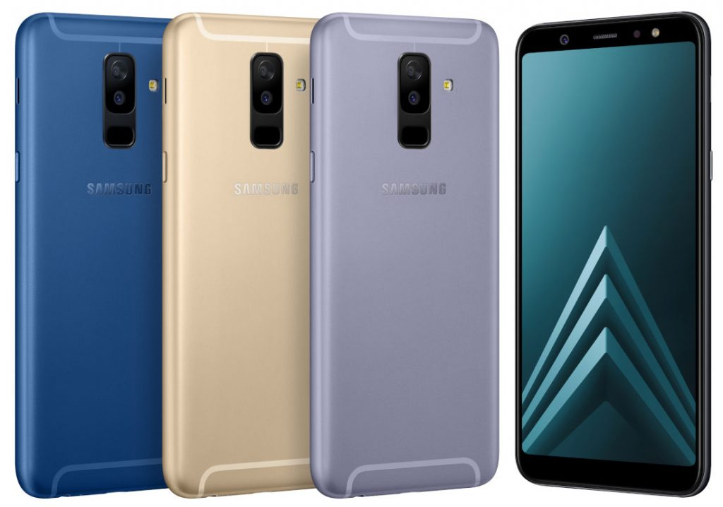 Samsung Galaxy A6 Plus (1)