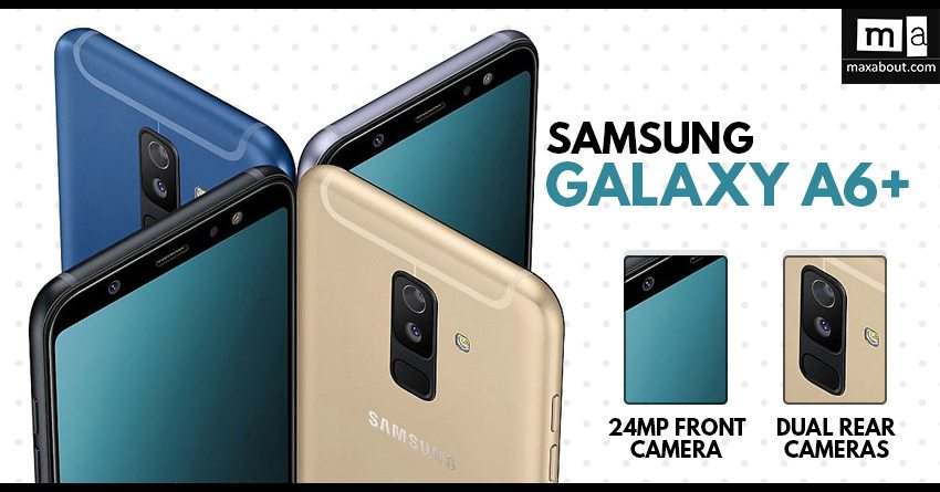 Samsung Galaxy A6 Plus (3)