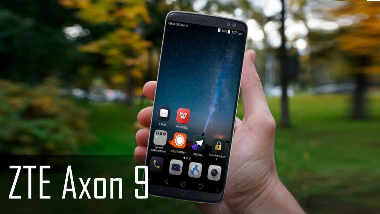 ZTE Axon 7 vs ZTE Axon 9 (2)