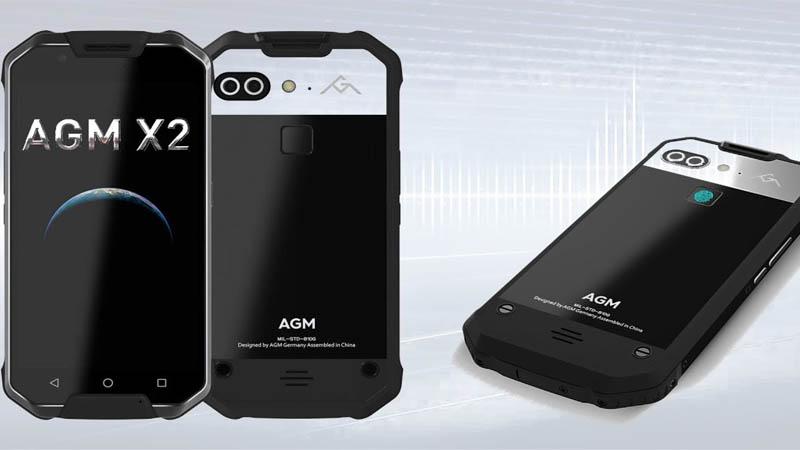 AGM X2
