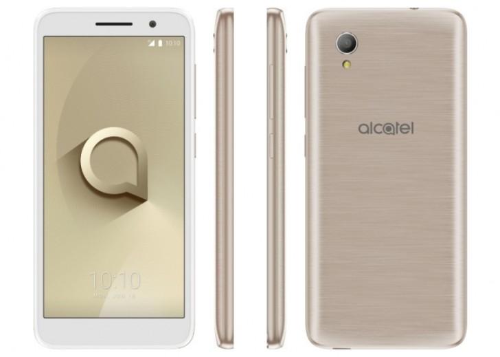 Alcatel 1 cu Android Go (1)