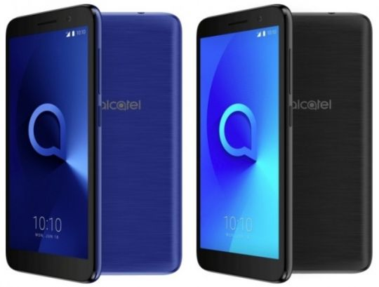 Alcatel 1 cu Android Go