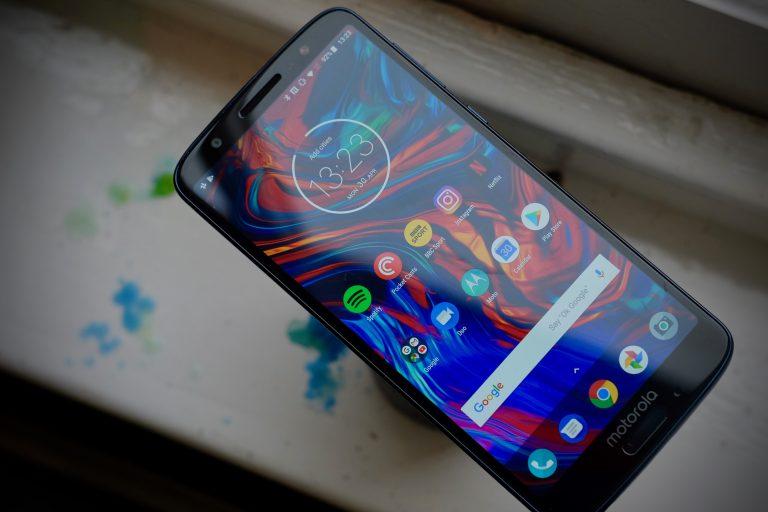 Motorola Moto G6 (1)