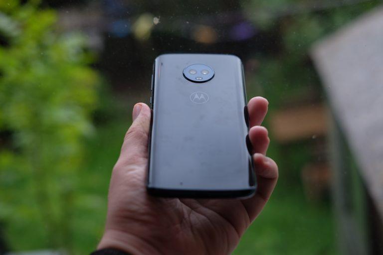 Motorola Moto G6 baterie