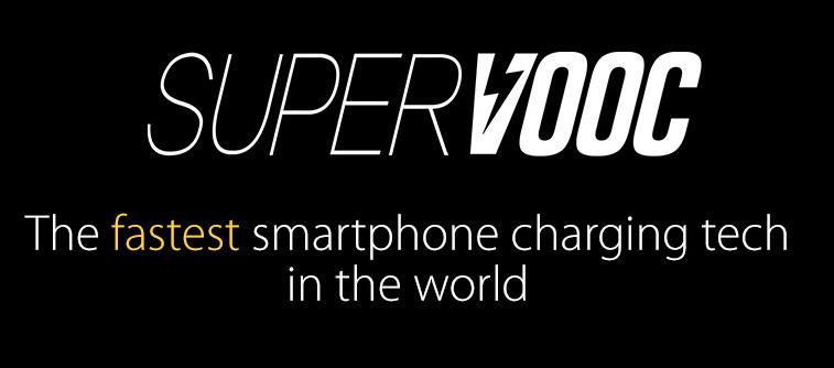 OPPO Find X Super VOOC