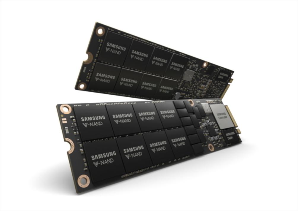 Samsung a lansat cel mai mare SSD: 8TB si performante unice