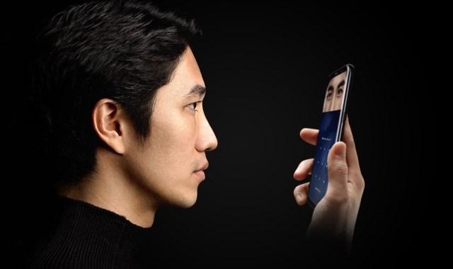 Samsung Galaxy S10 deblocare faciala