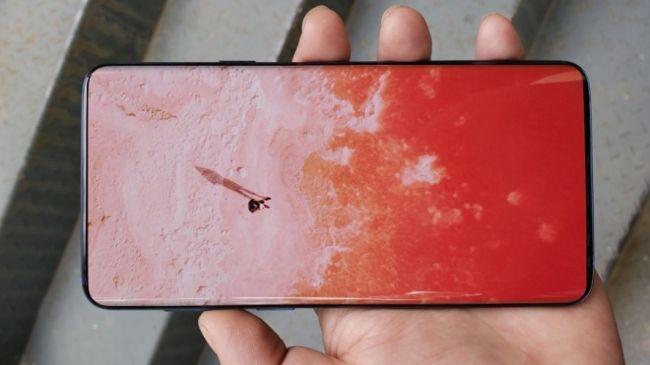 Samsung Galaxy S10 fara margini