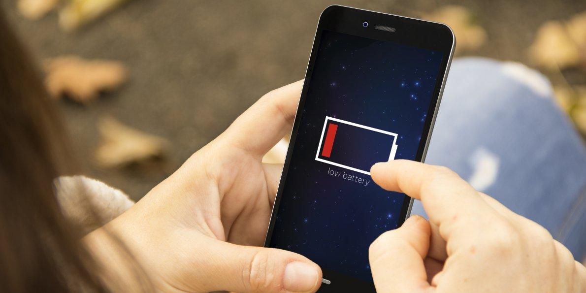 TOP 20 telefoane mobile in functie de baterie in 2018