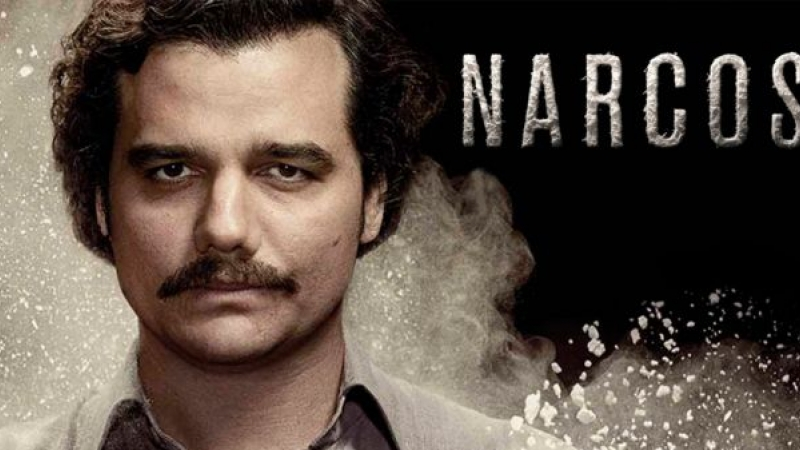 Top 10 seriale Netflix-Narcos