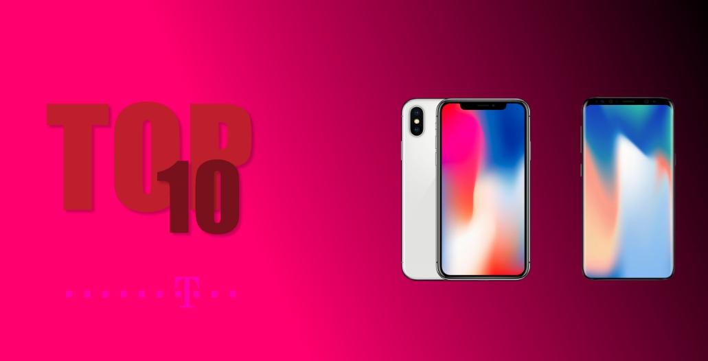 Top 10 telefoane in oferta Telekom 2018