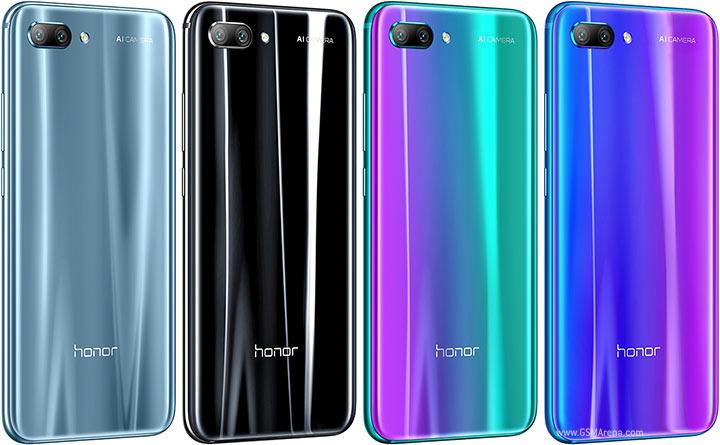 Top 5 telefoane Honor in 2018 - Honor 10