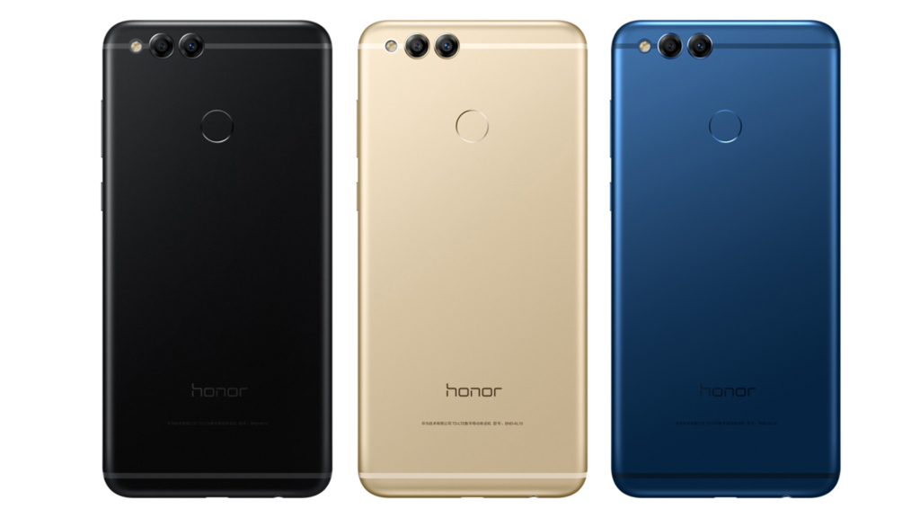 Top 5 telefoane Honor in 2018 - Honor 7X