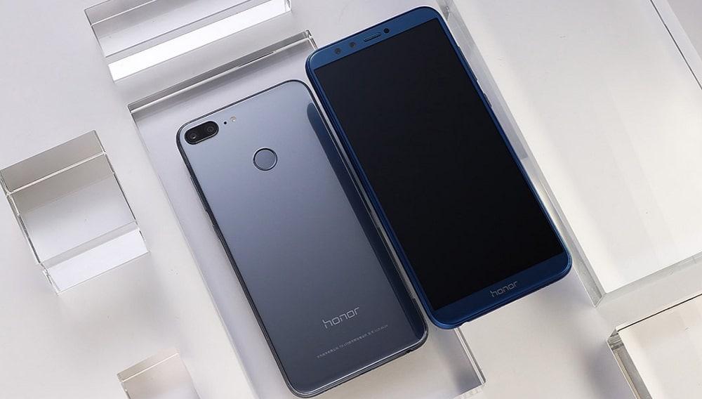 Top 5 telefoane Honor in 2018 - Honor 9 Lite