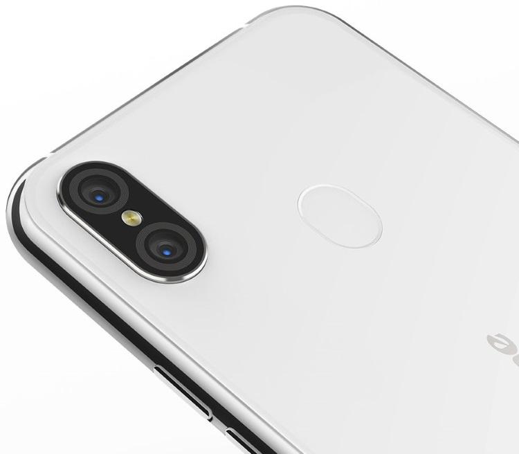 Ulefone X camera spate